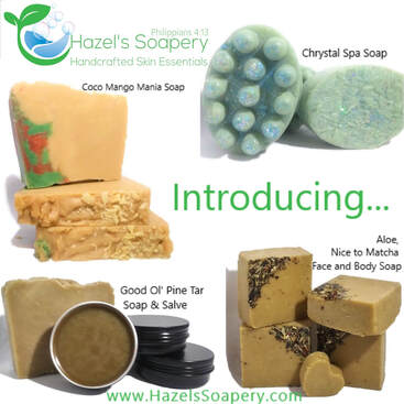 Hazel's Soapery Natural Products